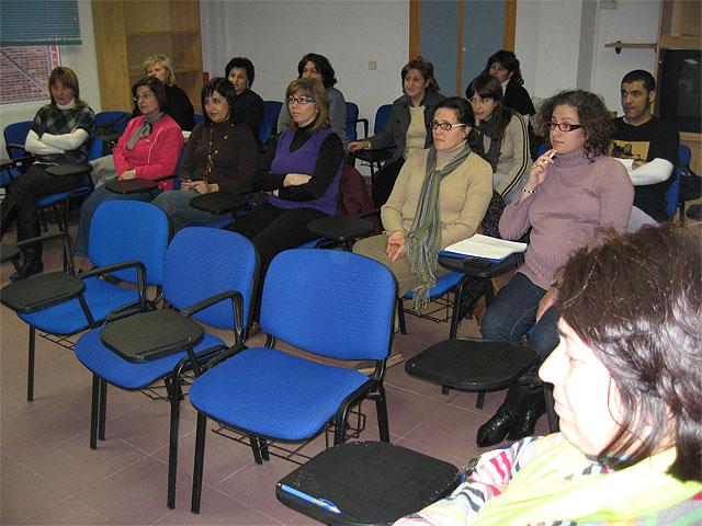 """Comienza el curso de formación denominado """"Gerontología"""", Foto 1"""