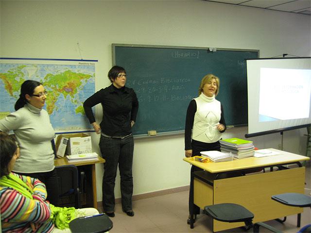 """Comienza el curso de formación denominado """"Gerontología"""", Foto 2"""