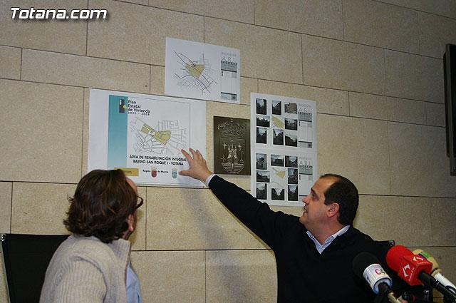 Opens again the deadline for applications for housing rehabilitation in the San Roque-Las Parras, Foto 1