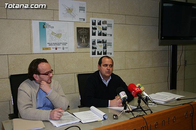 Opens again the deadline for applications for housing rehabilitation in the San Roque-Las Parras, Foto 3