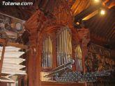 El ciclo Órganos Históricos incluye dos conciertos en la Catedral de Murcia