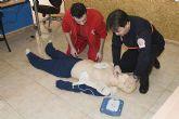 Mazarrón dispone de un servicio puntero en asistencia cardiaca