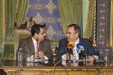 Blaya y Tovar presiden la junta de seguridad local