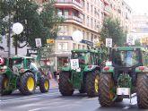 El Ayuntamiento pone a disposición de agricultores y vecinos de Totana autobuses gratuitos para acudir a la concentración en Murcia