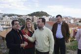 El Director General de Patrimonio Natural visita Mazarrón