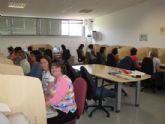 El Proyecto Red de Aulas de Informática de Totana, Raitotana, ofrece una variada selección de cursos de informática