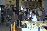 Cena-encuentro de UDeRM de Alhama de Murcia