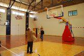 El Pabell�n de Deportes cuenta con dos nuevas canastas de baloncesto