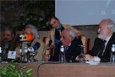 El escritor alhameño Lorenzo Andreo recibe un homenaje junto a otros tres ganadores del Premio �guilas de novela