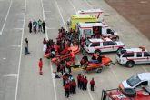 Los servicios de emergencias de Mazarrón actúan en 9.390 ocasiones en 2008