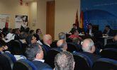 Bascuñana expuso esta tarde a los alcaldes la situaci�n de las ayudas y prestaciones de dependencia para el presente año