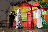 """Los jóvenes escenifican a """"Don Carnal y Doña Cuaresma"""""""