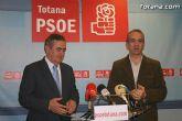 El Gobierno de España financia 21 proyectos al Ayuntamiento de Totana, por importe de 5 millones de euros, con los que se crearán 385 puestos de trabajo
