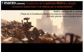 Actividades de la Asociaci�n para el Estudio y Defensa de Sierra Espuña (APEDSE) en marzo