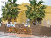 Las obras de remodelación del Centro de Salud, que terminarán en dos meses, solucionarán los problemas de humedad y los desperfectos de la fachada