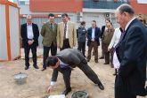 Comienza la construcci�n del nuevo Centro de Atenci�n a la Infancia con el Acto de colocaci�n de la 1ª Piedra