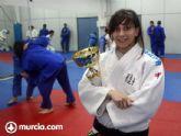 Brenda S�nchez campeona de España Sub20 de Judo
