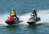 Llega a Mazarrón la segunda prueba del Campeonato Regional de Murcia de motos acuáticas