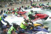 Mazarrón acogerá la segunda prueba del Campeonato Regional Murciano de motos de agua