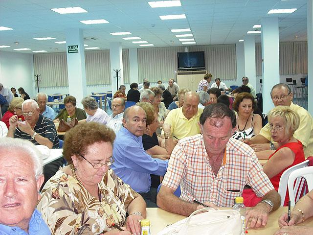 El Centro Municipal de Mayores acoge una charla sobre dependencia, Foto 1