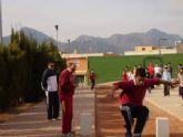 Más de doscientos jóvenes participan en las jornadas de atletismo