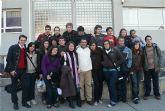 Los estudiantes mazarroneros conocen Villard Bonnot