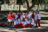 Primera victoria de las tenistas veteranas del municipio