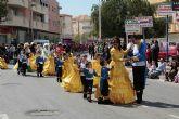 Un multitudinario desfile de carrozas despide las fiestas de San José 2009