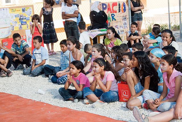 Mazarrón celebra el primer 'Encuentro Intercultural', Foto 1