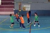 Inician las jornadas alevines y benjamines de Deporte Escolar