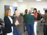 El Centro de Estancias Diurnas realiza un Taller de Musicoterapia con la visita de un popular cantautor