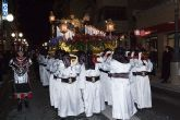 La Semana Santa mazarronera fusiona cultura y fe