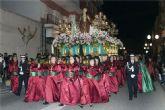 La procesión de Nuestro Padre Jesús Nazareno atrae a los turistas