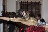 La Procesión de las Promesas recorre las calles de Mazarrón