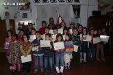 Homenaje a los portapasos infantiles de la Cofradía de San Juan Evangelista - Foto 59