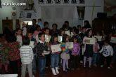 Homenaje a los portapasos infantiles de la Cofradía de San Juan Evangelista - Foto 61