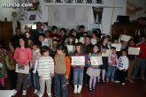 Homenaje a los portapasos infantiles de la Cofradía de San Juan Evangelista - Foto 62