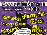 III Festival Mayos Rock - El festival de rock autoproducido