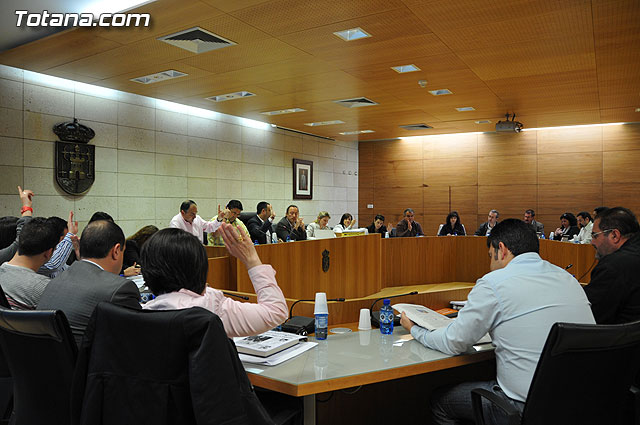 The corporate give green light to the initiation of the project to install photovoltaic solar panels on the roofs of municipal buildings, Foto 1