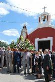 La Pedanía de Las Cañadas celebró sus Fiestas en honor a la Virgen de la Cabeza - Foto 1
