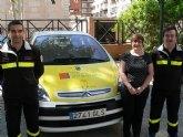 Protección Civil de Mazarrón dispone de un nuevo vehículo