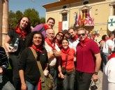 Un grupo de touroperadores brasileños visita la Región para conocer sus atractivos religiosos y culturales