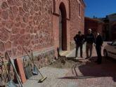 El consistorio acometerá las obras de mejora del drenaje en el Santuario de La Santa