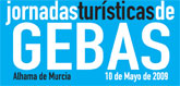 La Pedan�a de Gebas acoge las Jornadas Tur�sticas el pr�ximo d�a 10 de mayo