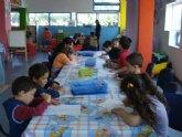 """Los niños y niñas de las edutecas """"Puzle"""", """"Alvagón"""", """"Parchís"""" y """"Colorines"""" celebran el """"Día de la Tierra"""""""