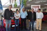 AEMCO hace entrega del coche sorteado en la I Feria de VPO