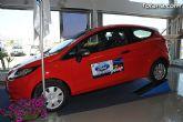 AEMCO hace entrega del coche sorteado en la I Feria de VPO - 8