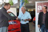 AEMCO hace entrega del coche sorteado en la I Feria de VPO - 13