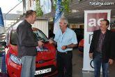AEMCO hace entrega del coche sorteado en la I Feria de VPO - 14
