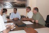 El alcalde se reúne con los vecinos de Camposol
